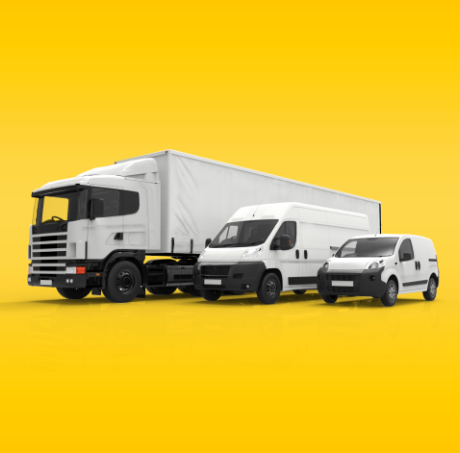 Pickup, Linehaul & Delivery Vehicles
