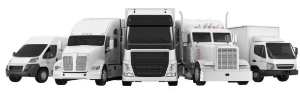 Fleet of vehicles for logistics and supply chain management