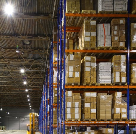 Warehouse Storage & Distribution
