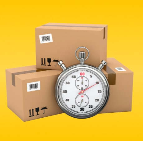 Interstate Courier Service for cartons